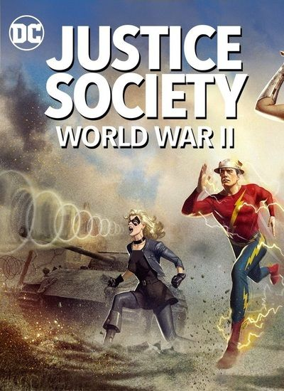 دانلود انیمیشن Justice Society: World War II 2021