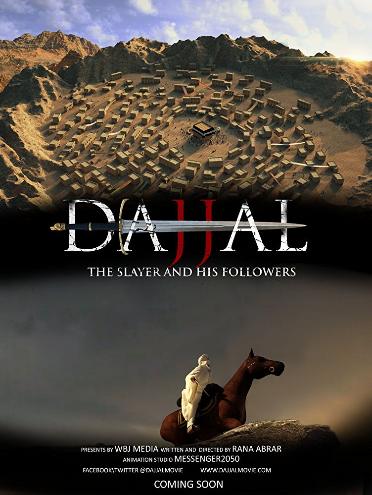 دانلود انیمیشن Dajjal the Slayer and His Followers 2018