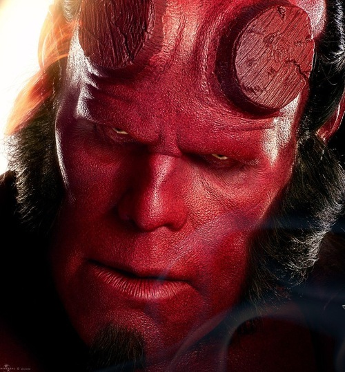 دانلود فیلم Hellboy: Rise of the Blood Queen 2018