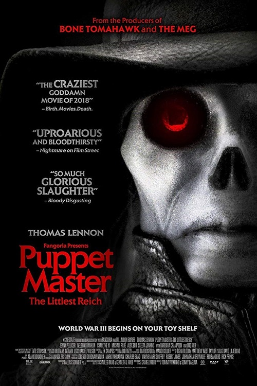 دانلود فیلم Puppet Master: The Littlest Reich 2018