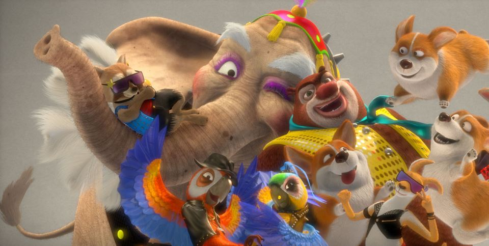 دانلود فیلم Boonie Bears The Big Top Secret 2016