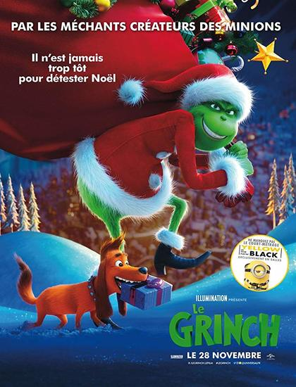 دانلود انیمیشن How the Grinch Stole Christmas 2018