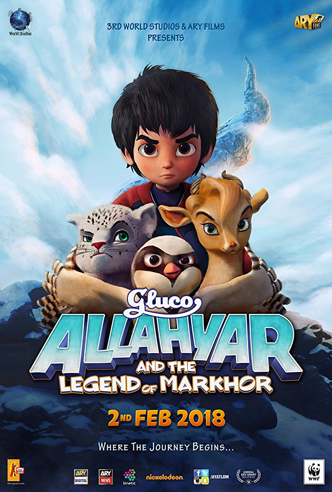 دانلود انیمیشن Allahyar and the Legend of Markhor 2018