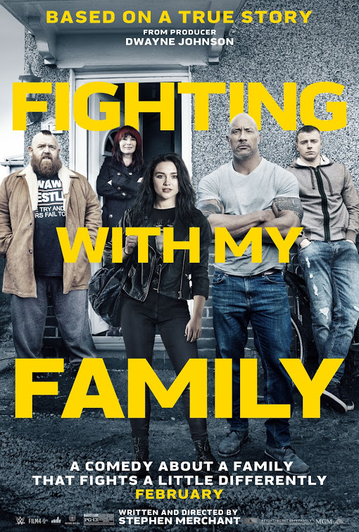 دانلود فیلم Fighting with My Family 2018