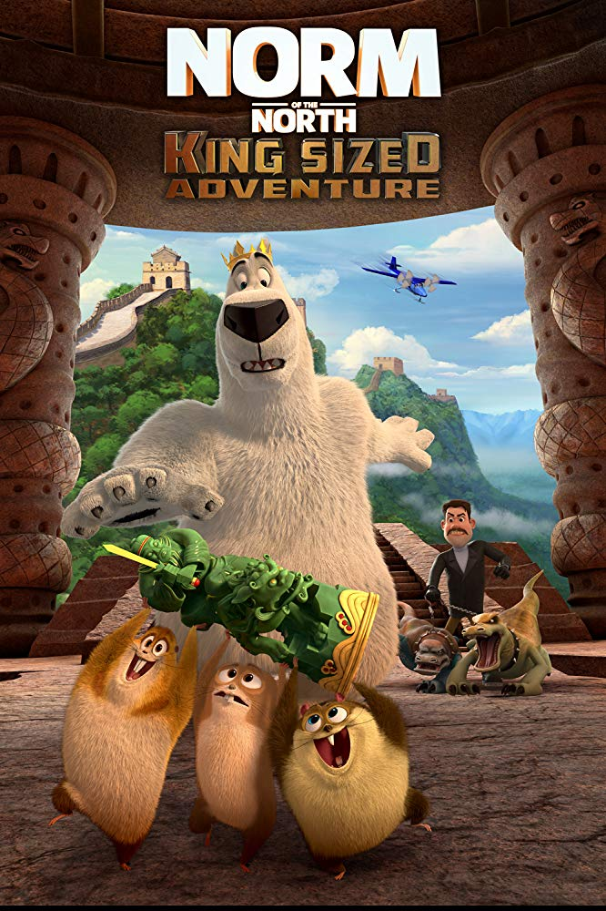 دانلود انیمیشن Norm of the North: King Sized Adventure 2019