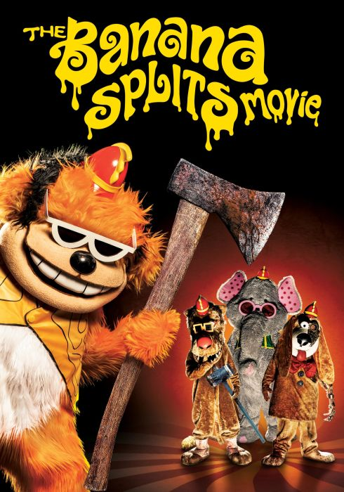 دانلود فیلم The Banana Splits Movie 2019