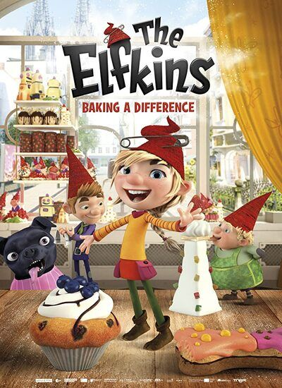 دانلود انیمیشن The Elfkins Baking a Difference 2020